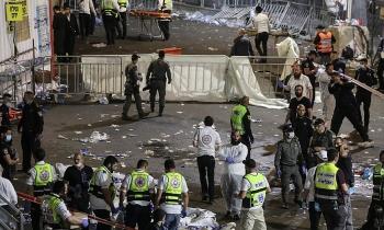 Giẫm đạp trong lễ hội Israel, ít nhất 38 người chết