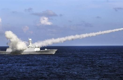 Trung Quốc thông báo tập trận cả tháng 5 ở Vịnh Bắc Bộ