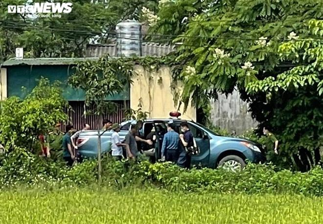 Nghi phạm bắn chết 2 người ở Nghệ An bị bắt - 1