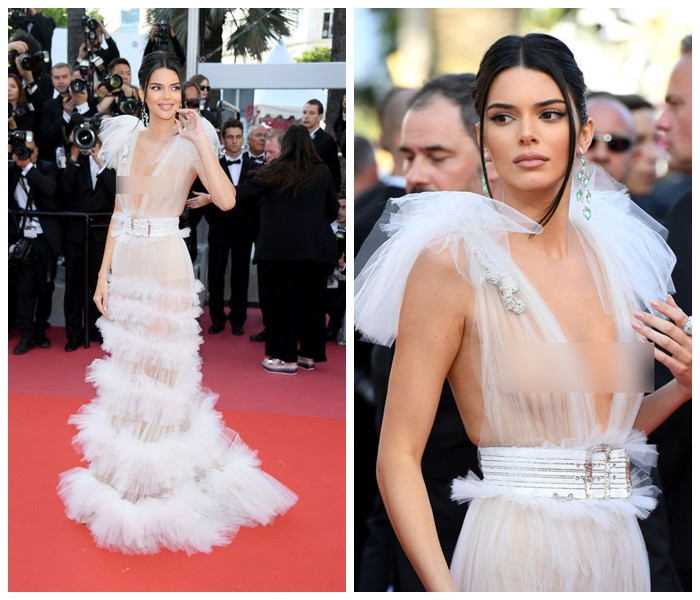 kendall jenner nu hoang quen noi y moi cua hollywood