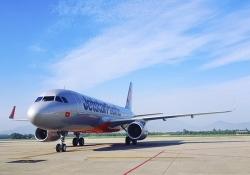 Máy bay quay đầu để cấp cứu sản phụ ở Đà Nẵng