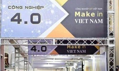 Bộ TTTT gây chú ý khi chọn thông điệp 'Make in Vietnam'