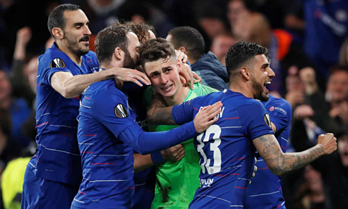 chelsea dau arsenal o chung ket europa league