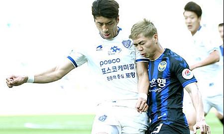incheon united lai thua du cong phuong da chinh