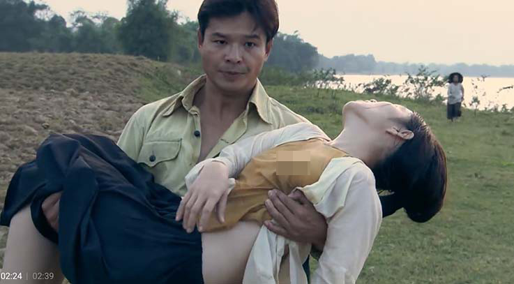 on ao chuyen mac ao yem khong phong ho moi tren man anh viet