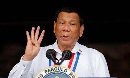 tong thong philippines ra lenh tra lai rac cho canada