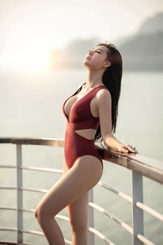 tuoi 31 dien vien thanh huong van tao bao mac bikini nong bong