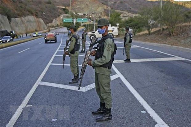 venezuela chan dung am muu xam nhap cua linh danh thue khung bo