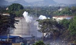 Hàng ngàn người nhập viện vì rò rỉ khí độc tại Ấn Độ
