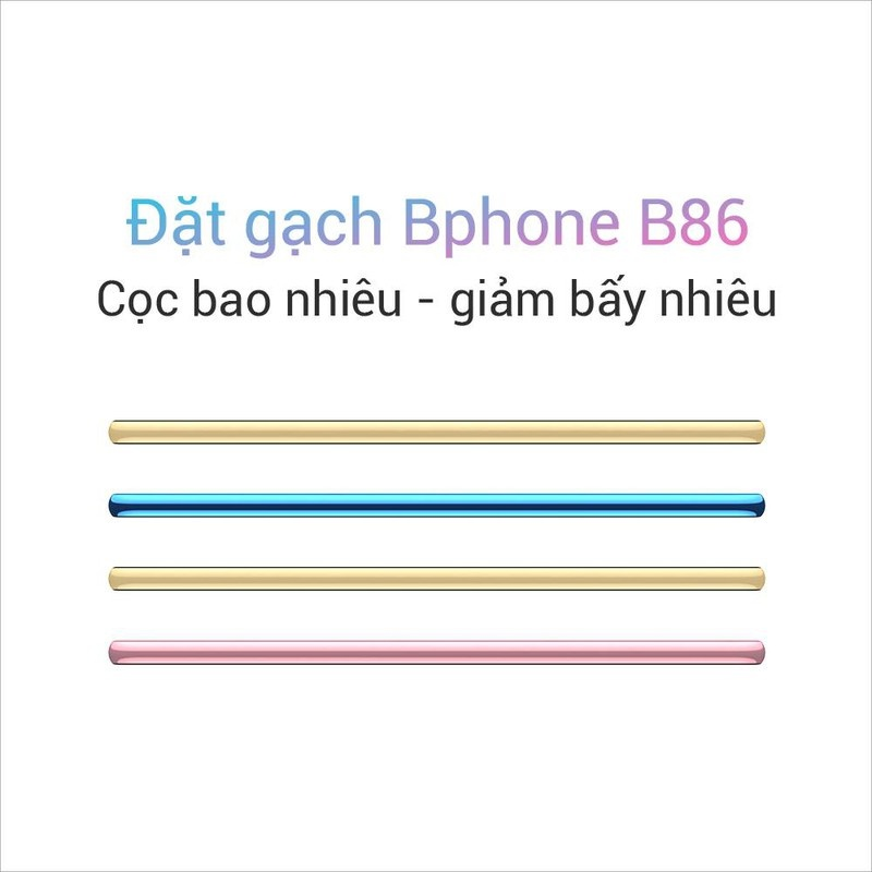 smartphone viet nam bphone b86 co the chup hinh toc do sieu nhanh