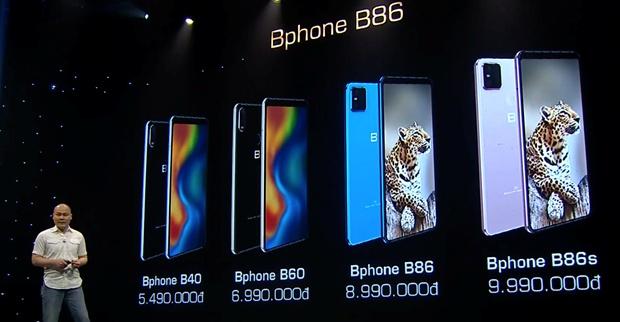 bphone b86 chinh thuc ra mat voi muc gia khong tuong