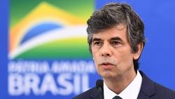 Bộ trưởng Y tế Brazil từ chức