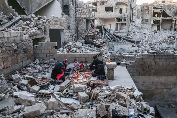 is hanh quyet 11 nguoi trong 2 vu tan cong tai syria
