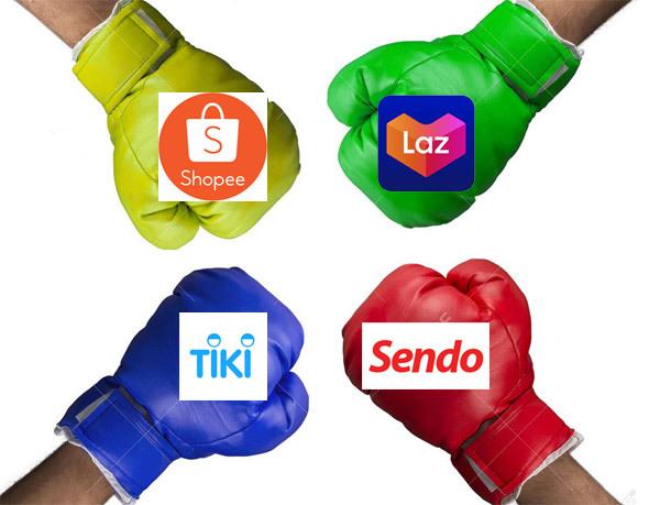 Xôn xao Tiki sáp nhập Sendo, chờ tên tuổi lớn thay đổi cuộc chơi