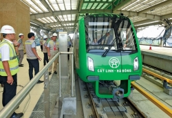 """Không """"hứa"""" thời gian vận hành đường sắt Cát Linh-Hà Đông"""