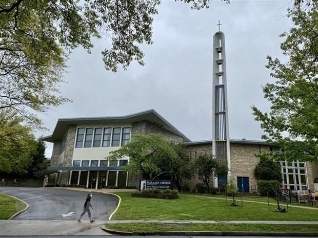 Tổng thống Mỹ yêu cầu các bang cho phép nhà thờ mở cửa trở lại