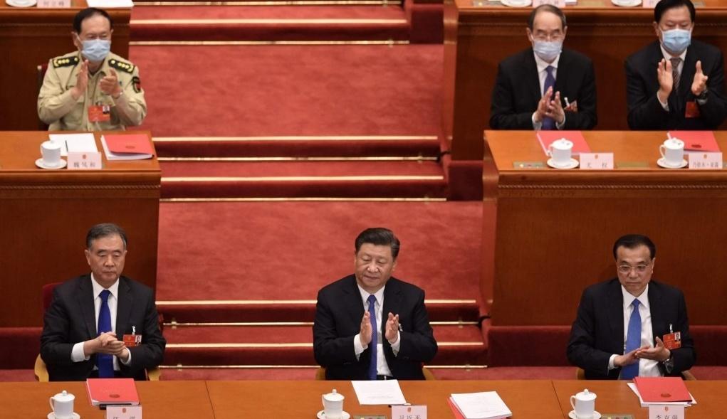 trung quoc thong qua nghi quyet xay dung luat an ninh hong kong