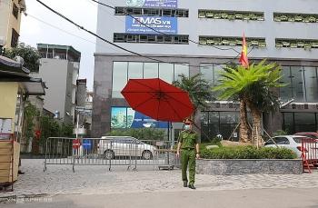 Hà Nội phong tỏa chung cư Viễn Đông Star