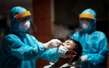 Việt Nam ghi nhận 8.537 ca COVID-19 mới, thấp nhất trong hơn 1 tháng qua