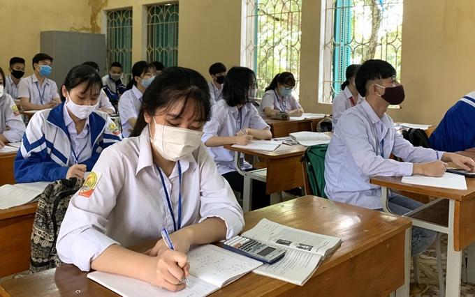 Yên Bái cho học sinh 4 huyện thị nghỉ học một tuần