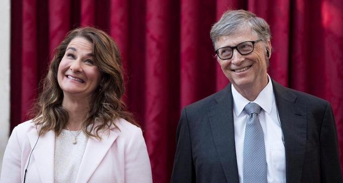 """Melinda từng thổ lộ sống với Bill Gates đôi khi """"rất khó khăn"""""""