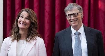 Melinda từng thổ lộ sống với Bill Gates đôi khi