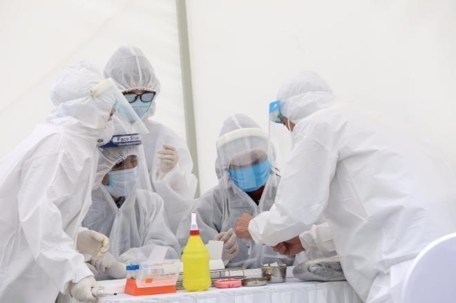 Hà Nội ghi nhận thêm ca dương tính với SARS-CoV-2  - 1