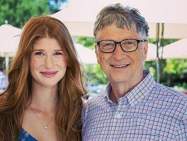"""Con gái Bill Gates: """"Gia đình tôi đang trải qua thời gian khó khăn"""""""