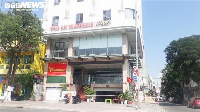 Đà Nẵng thêm 1 nhân viên khu vực massage trong khách sạn dương tính nCoV - 1