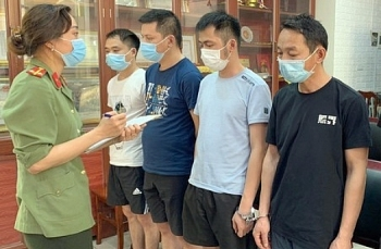 Công an Vĩnh Phúc điều tra 39 người Trung Quốc nghi nhập cảnh trái phép
