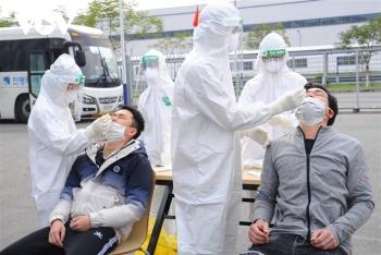 Hải Dương ghi nhận 2 ca nghi nhiễm SARS-CoV-2