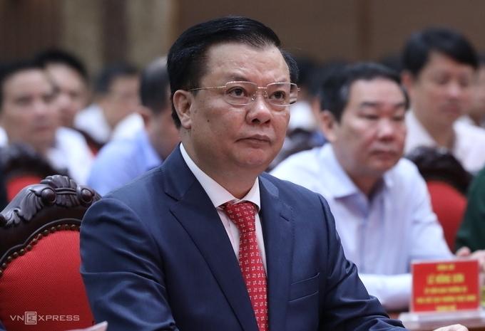 """Ông Đinh Tiến Dũng: Không có chuyện """"phong tỏa"""" Hà Nội"""