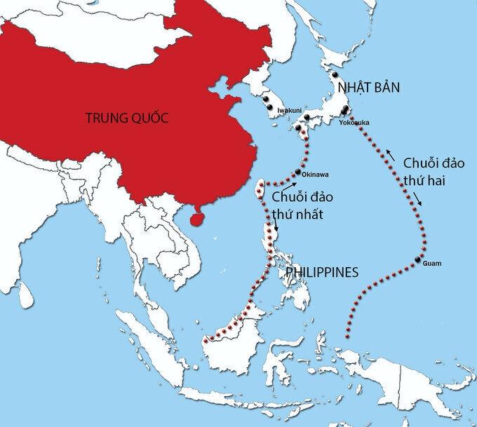 Chiến lược có thể giúp Mỹ - Nhật chặn