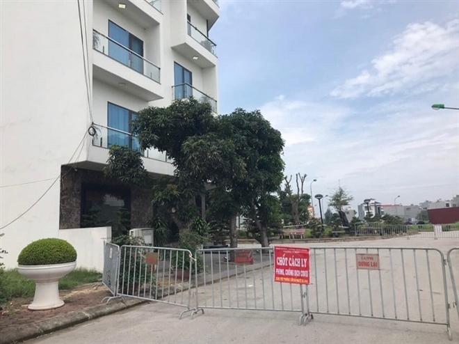 Bệnh nhân mắc COVID-19 ở Hải Dương từng đi chùa Tam Chúc