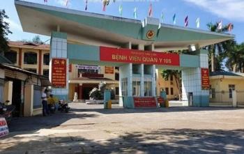 Cấm toàn bộ phương tiện lưu thông qua đường 416 Thị xã Sơn Tây để xử lý dịch bệnh Covid-19