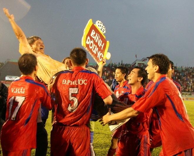 Vĩnh biệt HLV Lê Thụy Hải, tài năng xuất sắc bậc nhất của bóng đá Việt Nam - 3