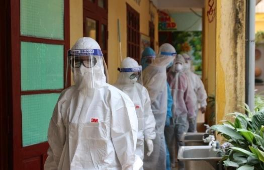 Việt Nam ghi nhận thêm 78 ca COVID-19, có 65 ca lây nhiễm cộng đồng