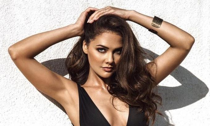 Nhan sắc châu Phi tại Miss Universe 2020