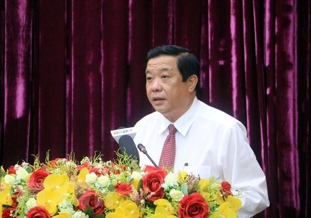 Chân dung 6 Bí thư Thành ủy, Tỉnh ủy vừa được Bộ Chính trị phân công, phê chuẩn - 2