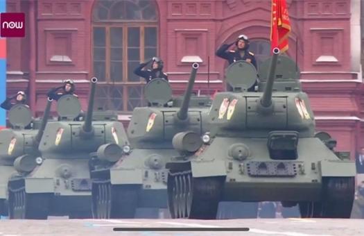 Nga duyệt binh kỷ niệm 76 năm Ngày chiến thắng 9/5