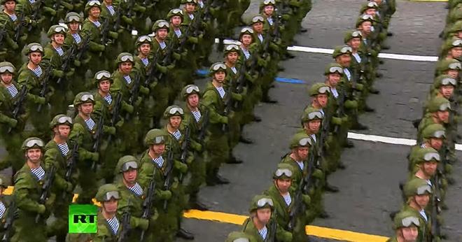 Nga duyệt binh kỷ niệm 76 năm Ngày chiến thắng 9/5 - 25