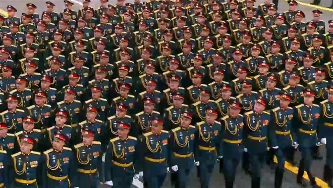 Nga duyệt binh kỷ niệm 76 năm Ngày chiến thắng 9/5 - 22
