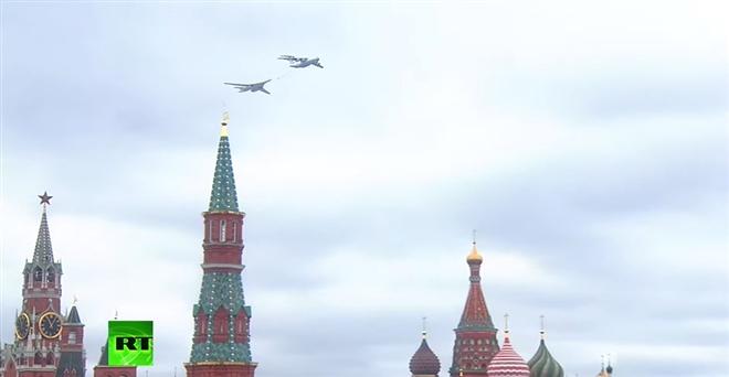 Nga duyệt binh kỷ niệm 76 năm Ngày chiến thắng 9/5 - 10
