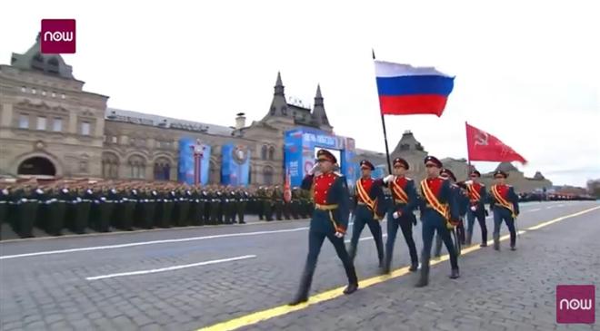 Nga duyệt binh kỷ niệm 76 năm Ngày chiến thắng 9/5 - 33