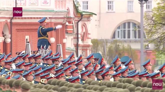 Nga duyệt binh kỷ niệm 76 năm Ngày chiến thắng 9/5 - 35