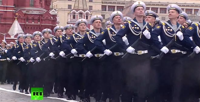 Nga duyệt binh kỷ niệm 76 năm Ngày chiến thắng 9/5 - 23