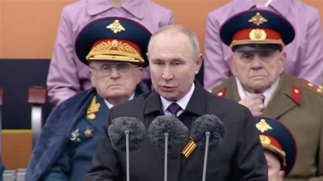 """Ông Putin: """"Chúng tôi luôn nhớ người dân Liên Xô đã lập nên chiến công oai hùng"""""""