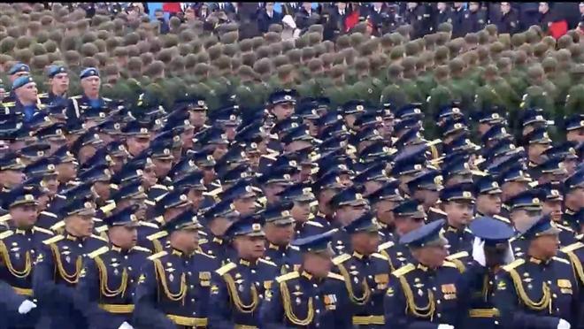 Nga duyệt binh kỷ niệm 76 năm Ngày chiến thắng 9/5 - 26