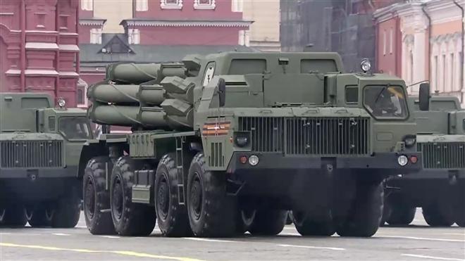 Nga duyệt binh kỷ niệm 76 năm Ngày chiến thắng 9/5 - 15