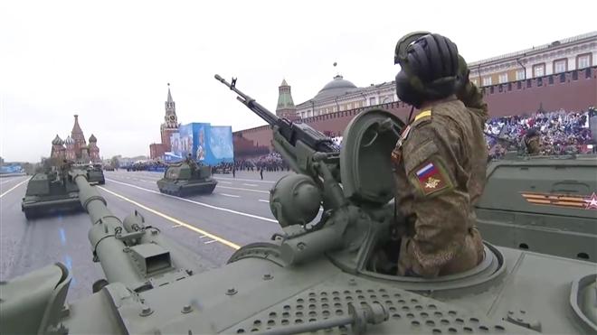 Nga duyệt binh kỷ niệm 76 năm Ngày chiến thắng 9/5 - 14